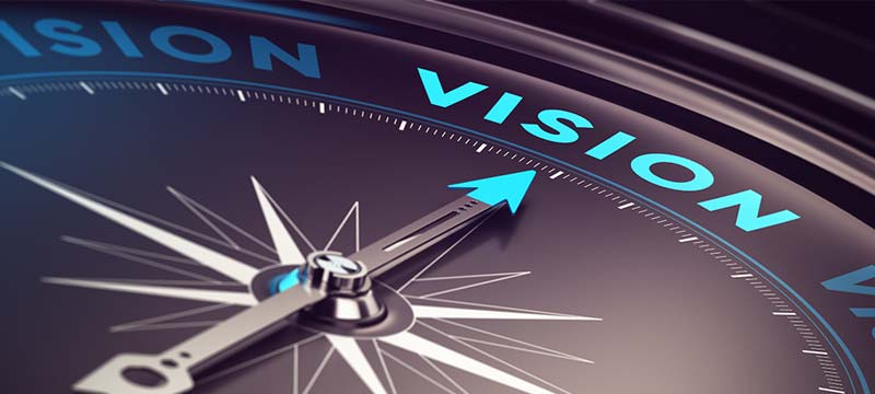 Vision Precedes Business Growth